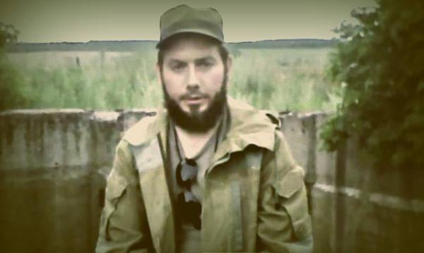 Танай-бей Чолханов боевой имам Донбасс